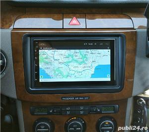 "Navigatie android 8.1 7"" Inch wifi GPS BT - imagine 2"