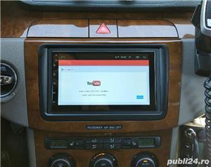 "Navigatie android 8.1 7"" Inch wifi GPS BT - imagine 3"