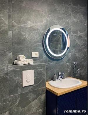 Apartament 2 camere lux de inchiriat Mamaia Nord vedere lac!  - imagine 9