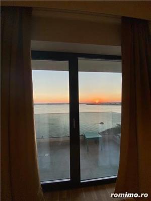Apartament 2 camere lux de inchiriat Mamaia Nord vedere lac!  - imagine 8