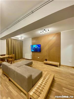Apartament 2 camere lux de inchiriat Mamaia Nord vedere lac!  - imagine 5