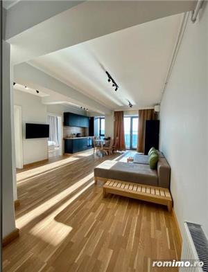 Apartament 2 camere lux de inchiriat Mamaia Nord vedere lac!  - imagine 2