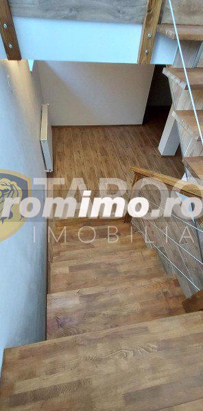 Casa moderna mobilata utilata si curte individuala in Sibiu - imagine 19