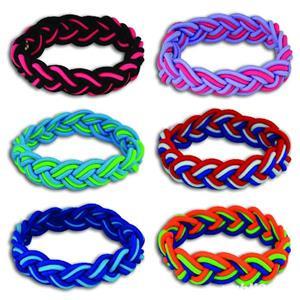 Set bratari elastice loom bands 4200 buc, 12 culori - imagine 5