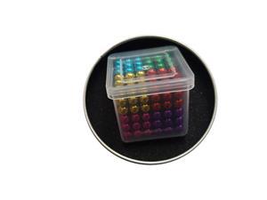Neocube 216 bile magnetice 5mm, joc puzzle - imagine 3