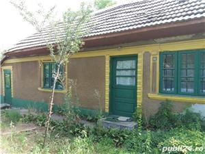 Teren cu casa traditionala dobrogeana in Plopeni jud Constanta  - imagine 1