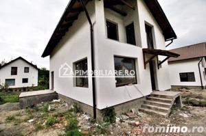 Casă la cheie în Corunca, zona Boema 120 mp, teren 1.200 mp - imagine 1