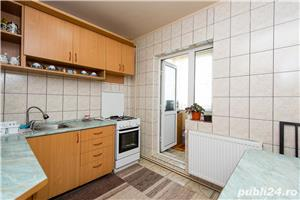 Apartament 3 camere, zona Alfa, decomandat, centrala pe gaz, comision 0% - imagine 4