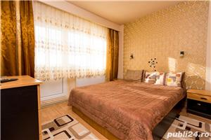 Apartament 3 camere, zona Alfa, decomandat, centrala pe gaz, comision 0% - imagine 2