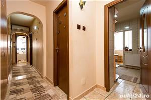 Apartament 3 camere, zona Alfa, decomandat, centrala pe gaz, comision 0% - imagine 8