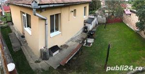 vand casa cu 2 camere si curte in Medias - cartier de case Vitrometan - imagine 8