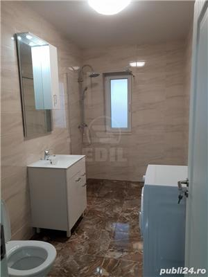 Apartament 2 camere, finisat,mobilat,utilat nou zona centrala Floresti - imagine 8