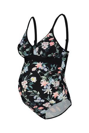 Costum de baie inflorat pentru gravide Esprit - imagine 2