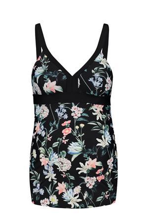 Tankini top floral Esprit - imagine 1