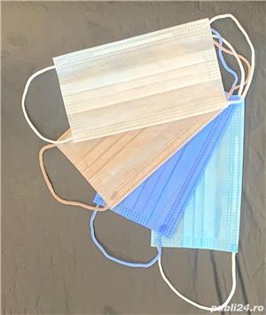 Masca de protectie de unica folosinta pentru copii - imagine 1