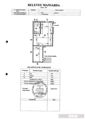 Tudor Vladimirescu 13 septembrie Casa/Vila individuala 135mp, curte 100 mp - imagine 18