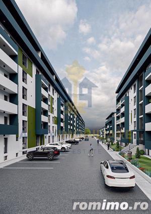 Apartament in cel mai nou complex,  suprafata 37 mp, 1 camera, pret 37.000 euro - imagine 1