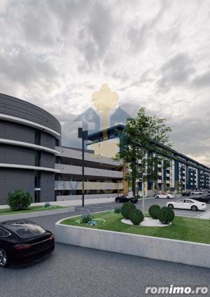 Apartament in cel mai nou complex,  suprafata 37 mp, 1 camera, pret 37.000 euro - imagine 10