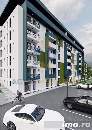 Apartament in cel mai nou complex,  suprafata 37 mp, 1 camera, pret 37.000 euro - imagine 2