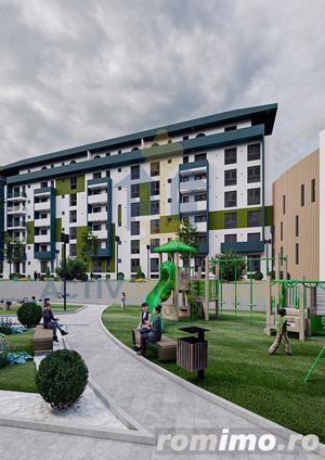 Apartament in cel mai nou complex,  suprafata 37 mp, 1 camera, pret 37.000 euro - imagine 5