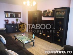 Apartament modern 3 camere 2 bai si loc de parcare in Sibiu - imagine 2