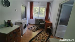 Apartament 2 camere(SD) Podu Ros - Podul de piatra, zona cu multa verdeata, parcare ,CURAT,incalzire - imagine 3