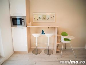 Apartament 3 camere, Lux, S-80 mp+30 mp terasa, bloc nou, Buna Ziua - imagine 8