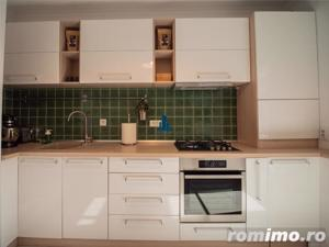 Apartament 3 camere, Lux, S-80 mp+30 mp terasa, bloc nou, Buna Ziua - imagine 7