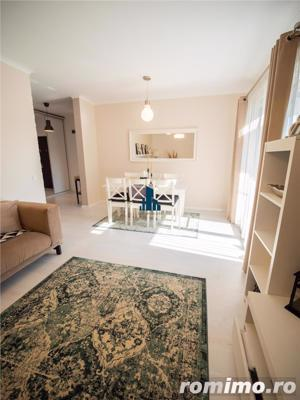 Apartament 3 camere, Lux, S-80 mp+30 mp terasa, bloc nou, Buna Ziua - imagine 3