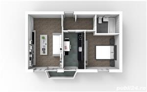 Apartament 2 camere bloc nou - imagine 1