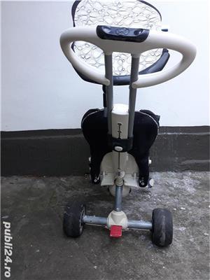 Tricicleta Smart Trike - imagine 4
