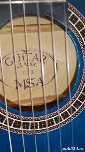 Chitară Acustică Clasică MSA Nou - imagine 5