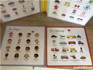 Usborne-Listen and Learn First German Words-Asculta si invata primele cuvinte in Germana - imagine 5