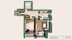 Copou - Apartament 2 camere / Proiect nou / comision 0 - imagine 1
