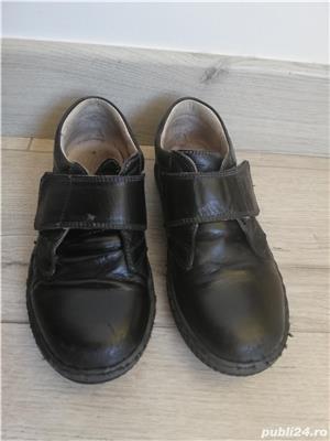 Pantofi Marelbo piele naturala, mar 29 - imagine 1