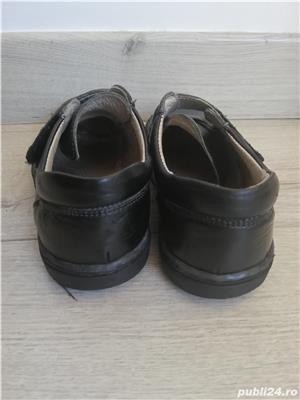 Pantofi Marelbo piele naturala, mar 29 - imagine 2