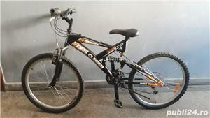 "Bicicleta MTB 24"" - imagine 3"