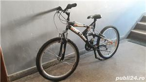 "Bicicleta MTB 24"" - imagine 4"