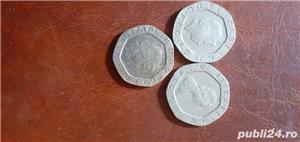 monezi Anglia - imagine 1