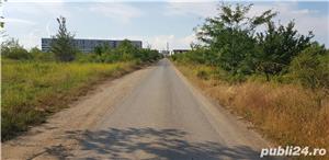 Teren intravilan, 11900mp, cu o deschidere de 77ml la drum asfaltat - imagine 2