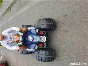 ATV Sport, 2 viteze,12v14ah, foarte calitativ,adus din Anglia, max 40kg - imagine 2