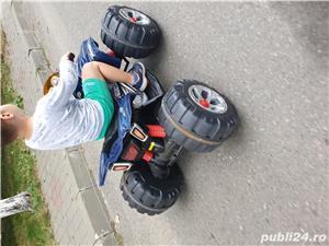 ATV Sport, 2 viteze,12v14ah, foarte calitativ,adus din Anglia, max 40kg - imagine 3