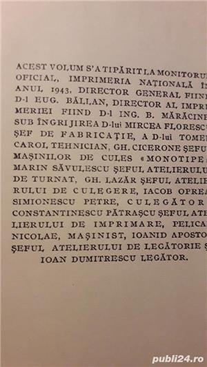 Ofer 2 volume cu OPERELE lui MIHAIL  EMINESCU   - imagine 5