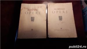 Ofer 2 volume cu OPERELE lui MIHAIL  EMINESCU   - imagine 7