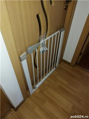 Poarta de siguranta Lindam pentru copii - imagine 1
