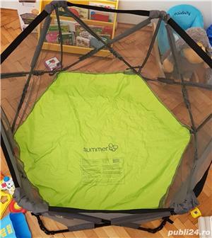 Tarc portabil Summer Infant, Pop n Play - imagine 2