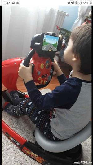 Simulator auto smoby copii - imagine 4