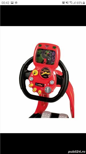 Simulator auto smoby copii - imagine 2