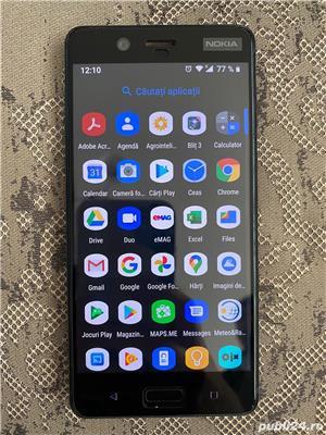 Nokia 8 blue 64 GB  - imagine 3