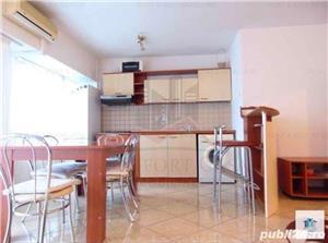 Apartament 3 camere, metrou Izvor, utilat, mobilat conplet, 90mp - imagine 2